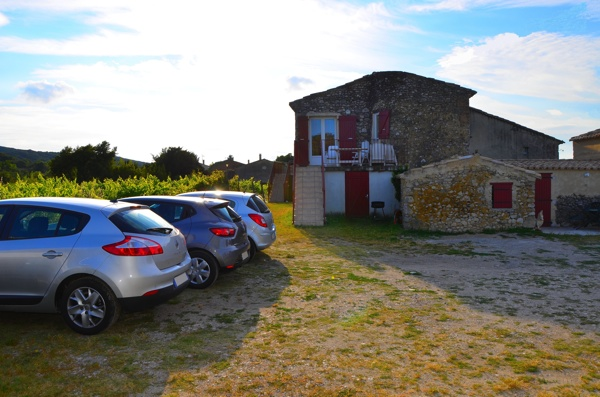 Aire camping-car à Saint-Montan (07220) - Photo 8
